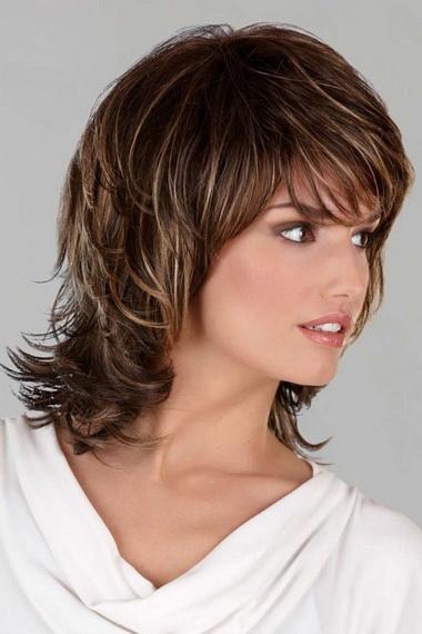 Дебют стрижка на средние волосы